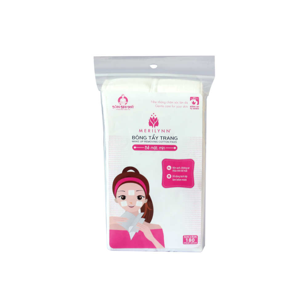 Kotton beauty makeup remover cotton pads
