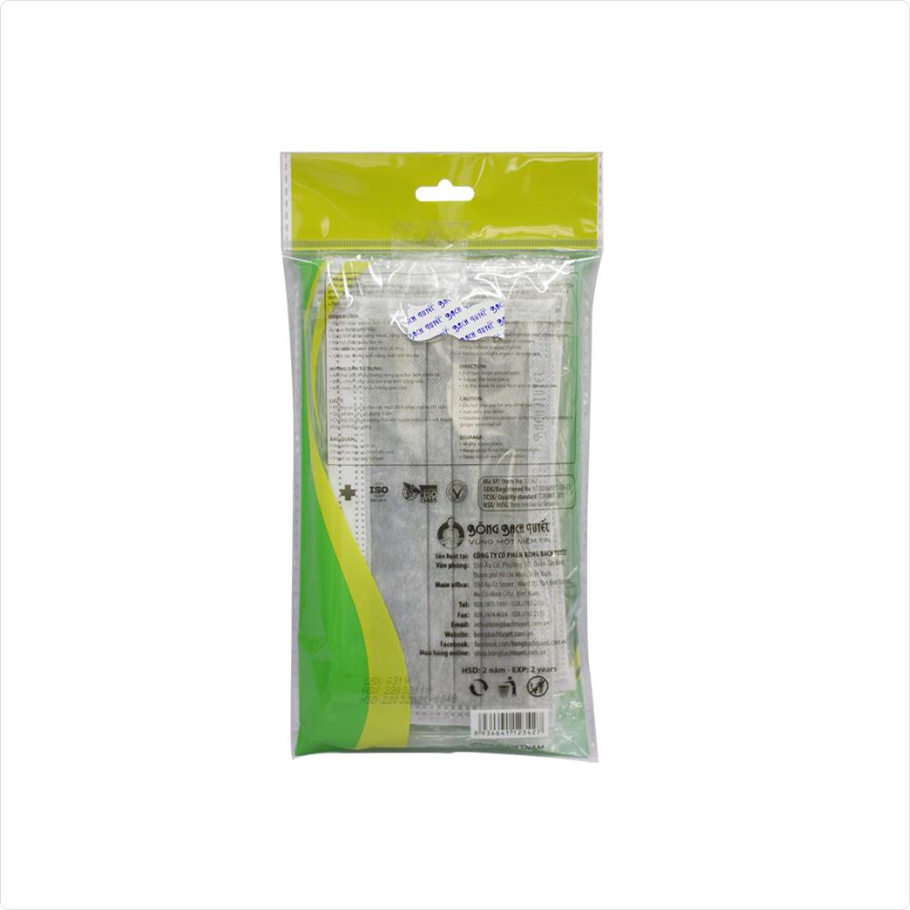 Kotton care ginger essential oil face mask