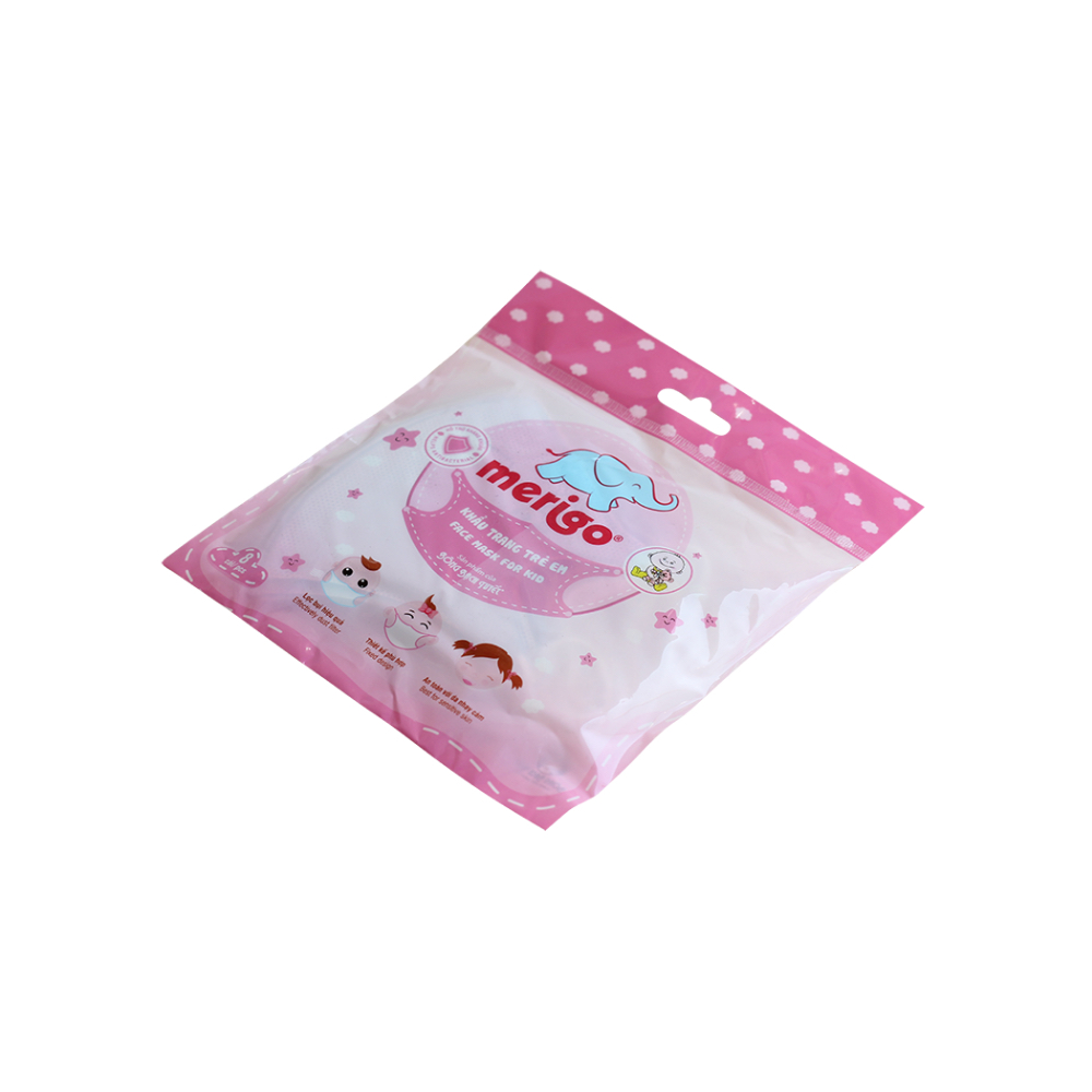 Kotton care for kid blue face mask