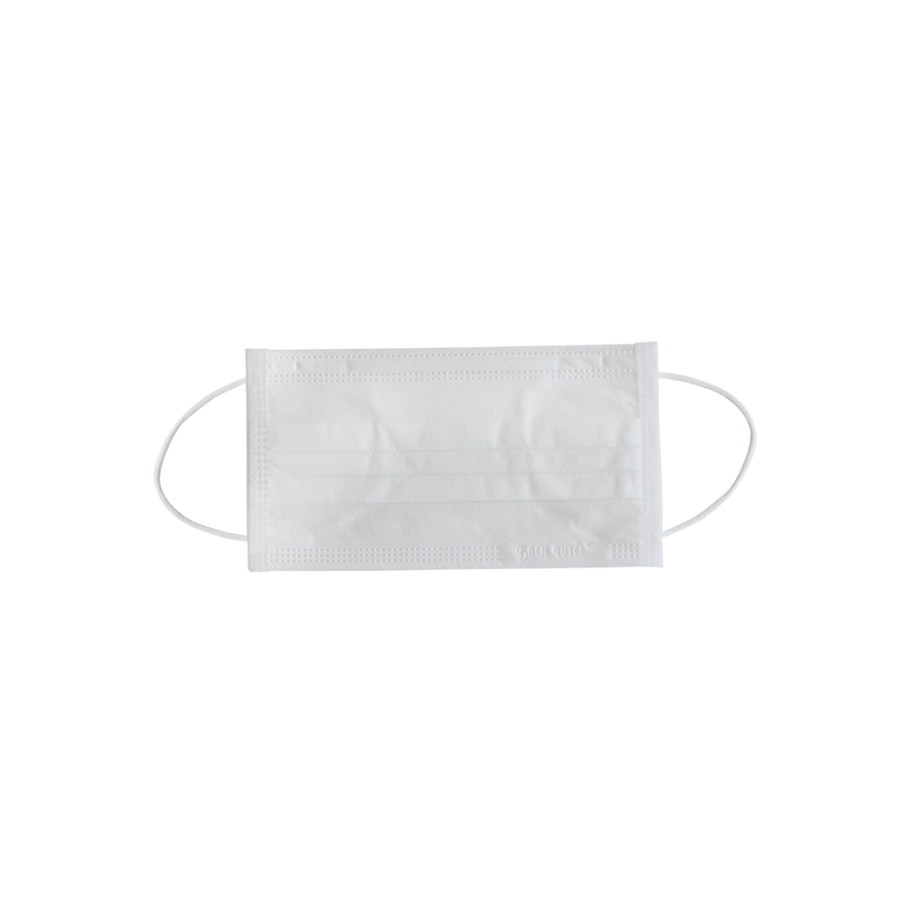 Kotton Care 3-layer white face mask