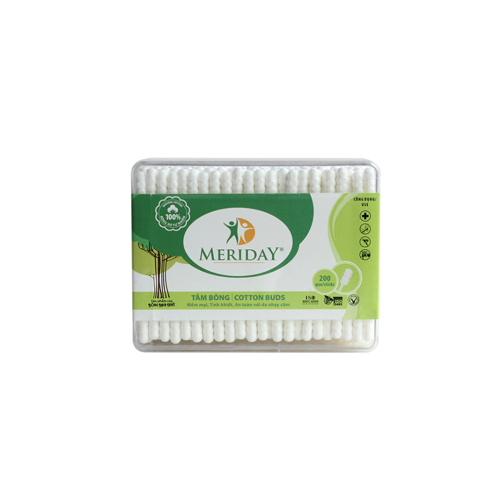 Kotton care cotton buds (rectangle box)
