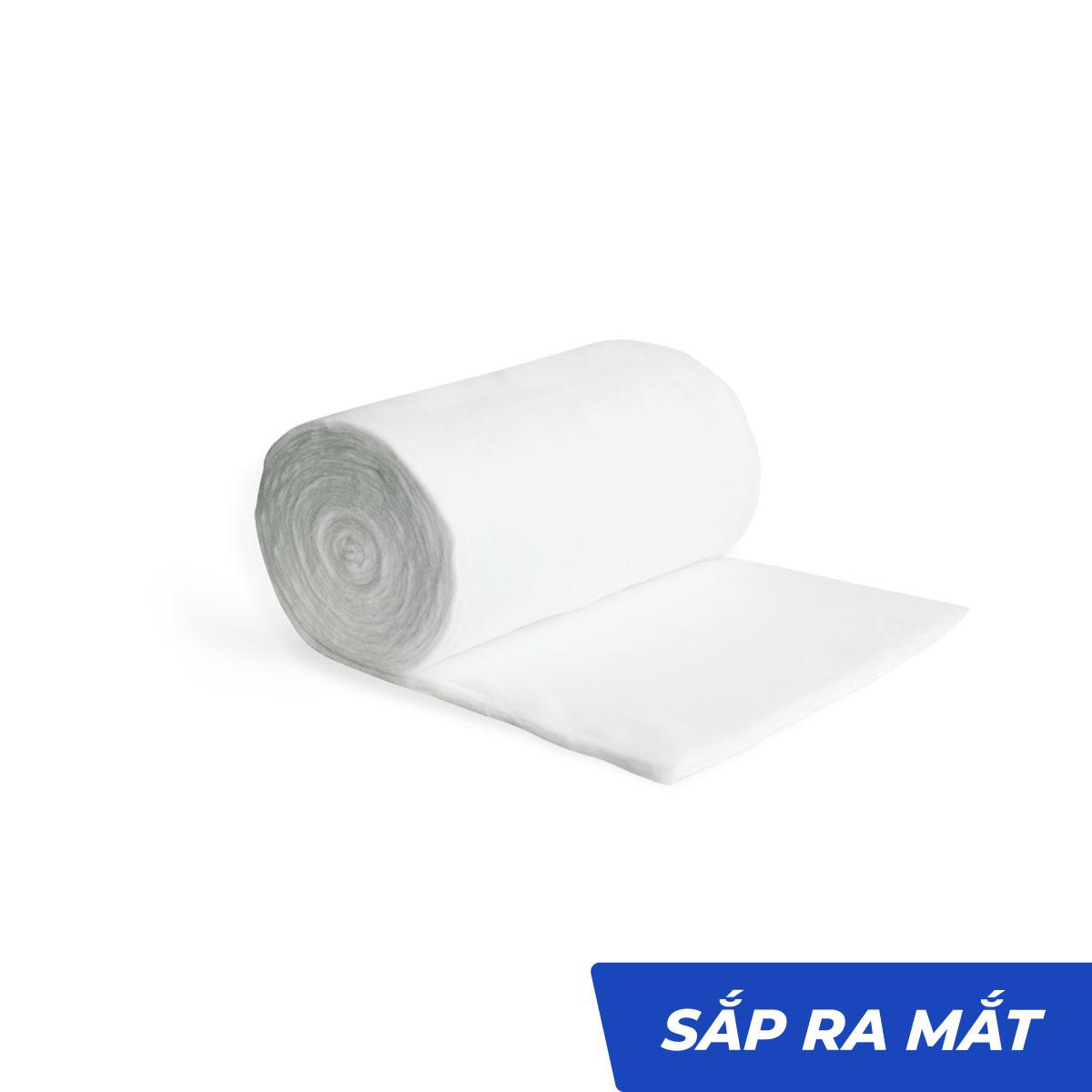 Bông cuộn y tế thấm nước tiệt trùng - Bông Bạch Tuyết